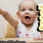 Imagen cristiana de hijos