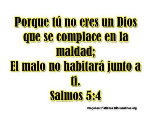 Imagen Cristiana Salmos 5-4