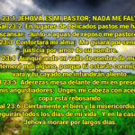 Salmo 23 imagenes cristianas