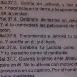 Imagen Cristiana de  Salmos 37:4 Deléitate asimismo en Jehová