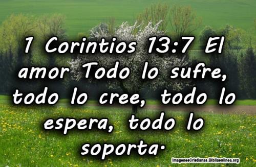 1 Corintios 13 Imagen Cristiana