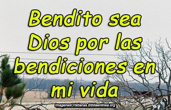 Bendito Sea Dios imagen