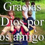 Imágenes Cristianas para Amigos a Distancia