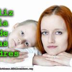 Postal Cristiana: Feliz día de las Madres