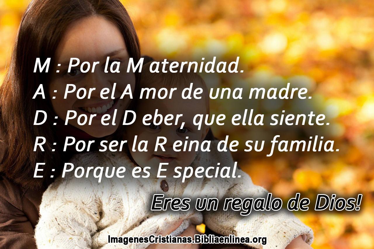 Pensamientos cristianos para el dia de la madre 2 - Cosas para el dia de la madre ...