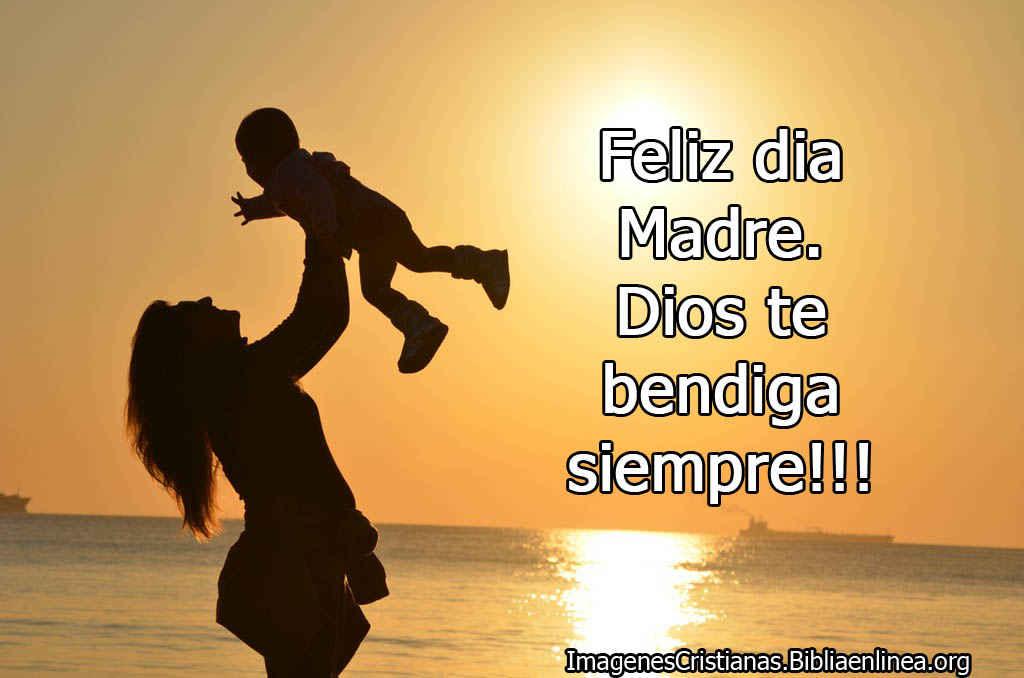 Postal Cristiana: Feliz día de las Madres (actualizada)