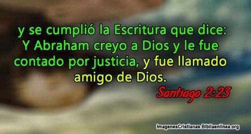Amigo de Dios imagenes cristianas