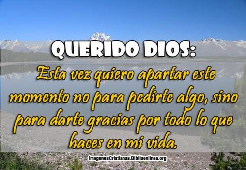 Imagenes Oraciones de agradecimiento a Dios para Descargar