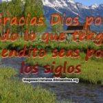 Oraciones para Agradecer a Dios