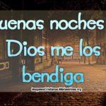 Imágenes Cristianas de Buenas noches y muchas bendiciones