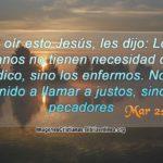 Imágenes Nuevas Cristianas de la Biblia con Pasajes de Marcos