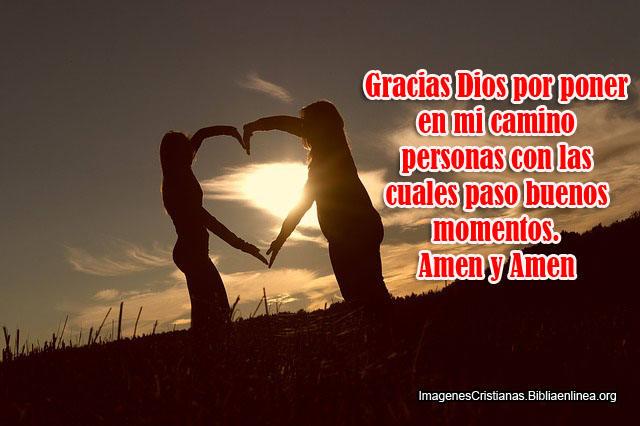 Imagenes Cristianas de Agradecimiento por Amigos