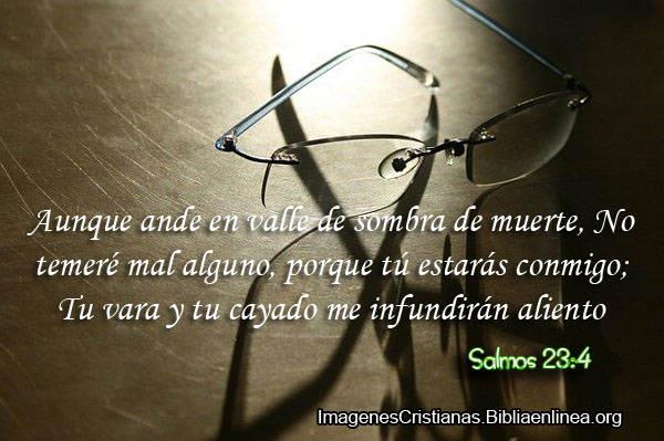 Imagenes Salmos No temere