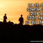 Confiar en Dios Imagenes Cristianas