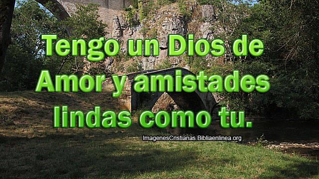 Imagenes de Amistad bonitas Cristianas para Facebook