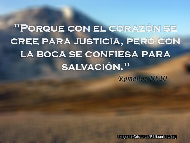 Imagenes Cristianas de Salvacion