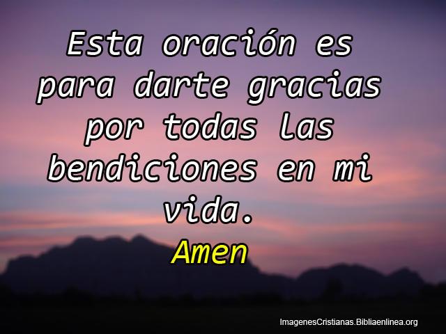 Imagenes con Oraciones a Dios