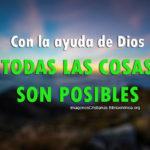 Imágenes Cristianas de Superación