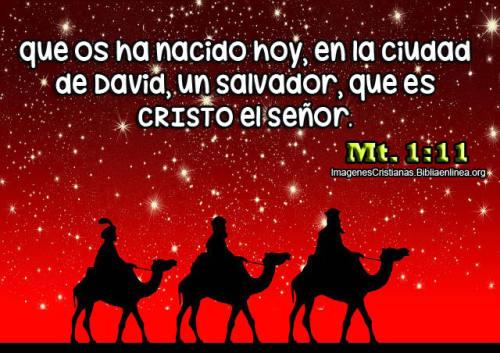 Pasajes del Nacimiento de Jesus