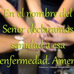 Imágenes con Oraciones para Amigos Enfermos