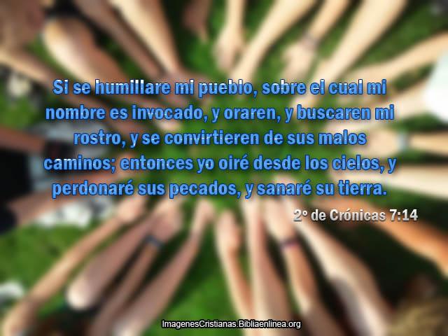 2 de Cronicas 7-14