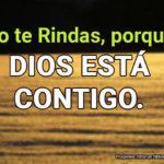 No te rindas – Imágenes Cristianas Motivadoras