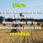 Imagenes Cristianas para Amigos Enfermos