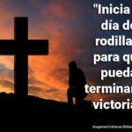 Imagenes con Frases de Orar Por la Mañana