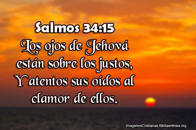 Salmos 34-15