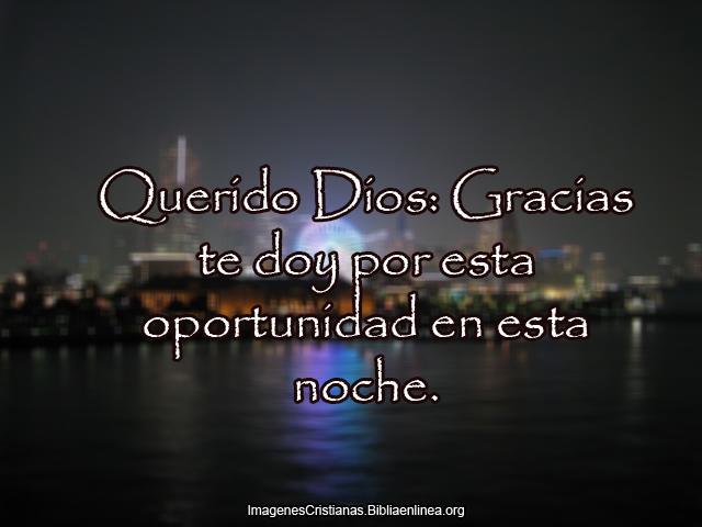 Oraciones para la Noche