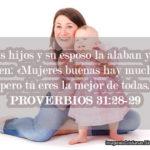 Pasajes de la Biblia para Madres