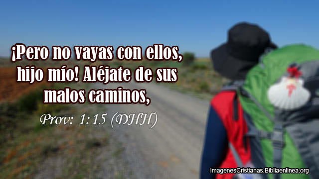 Proverbios de la Biblia con Imagenes