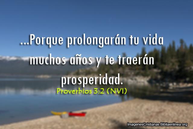 Proverbios prosperidad