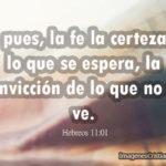 Frases de fe de la Biblia