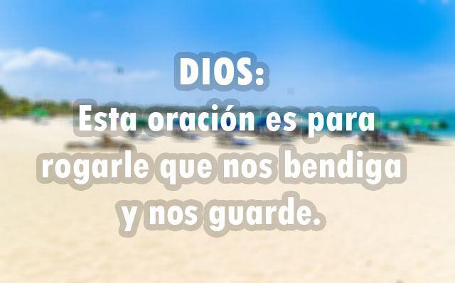 Oracion con Imagen para Facebook