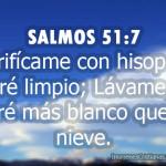 Imagenes con los Salmos