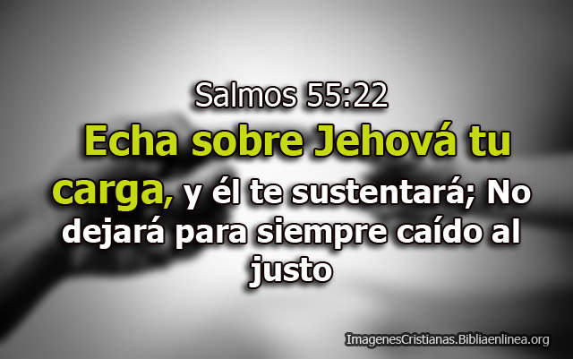 Salmos 55 con Imagen