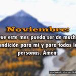 Imágenes Cristianas para Noviembre 2015