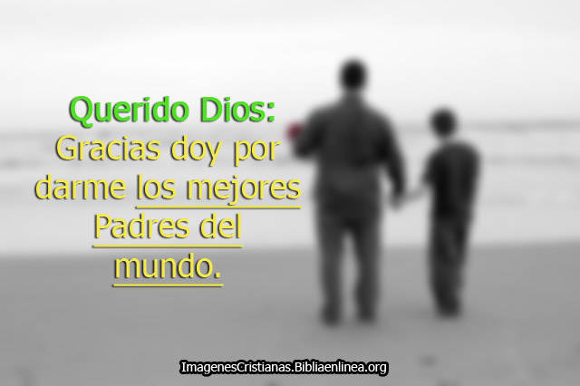 Imagenes Cristians para Padres