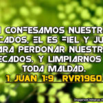 1 juan 1 - 9 Imagenes cristianas
