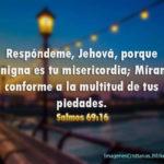 Salmos para Pedir Respuesta de Dios