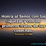 Honra al Señor imagenes Cristianas