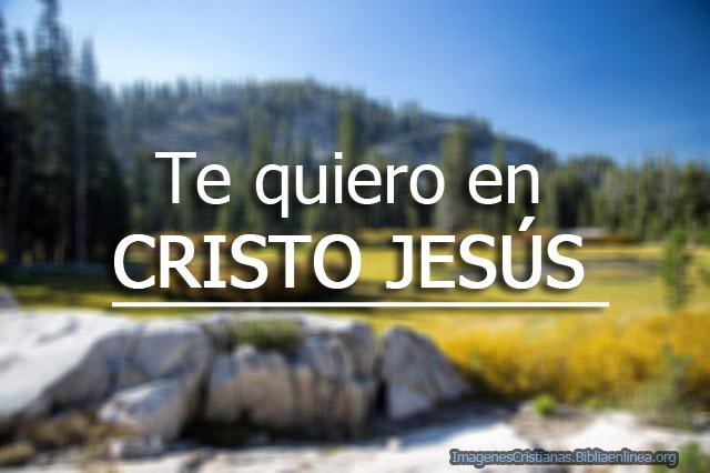 Imagenes de te quiero son cristianas para facebook