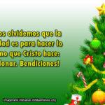 Imagenes Cristianas con Pensamientos para esta Navidad