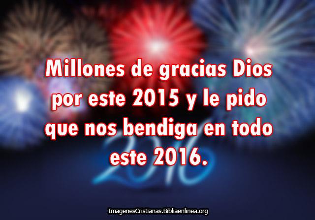 Imagenes Cristianas para dedicar al fin del año