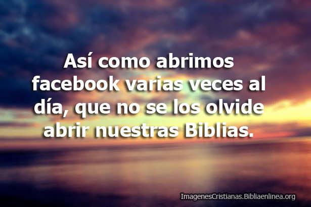 Reflexiones Cristianas para Facebook 2016