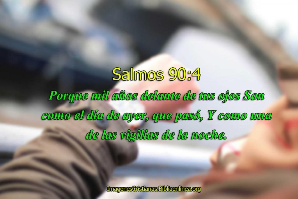 Imagen Cristiana Salmos mil años