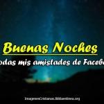 Imágenes de Buenas Noches A Todos Los De Facebook
