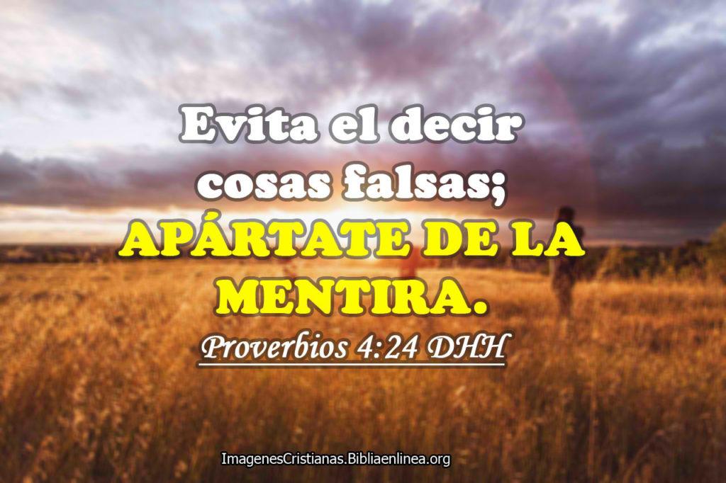 Imagenes Cristianas Evitar Mentir