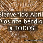 Imagenes Cristianas para Abril con frases